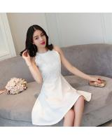 PD2021 Elegant Dress White (Pre Order)