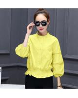 PT2044 Trendy Top Yellow (Pre Order)