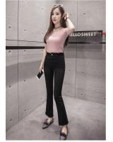 PP1940 Fashion Long Pant Black (Pre Order)