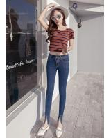 PP1941 Stylish Denim Pant Blue (Pre Order)