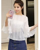 PT2063 Fashion Top White (Pre Order)