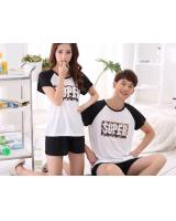 PT2070 Couple Top & Pant Set As Pic (Pre Order)