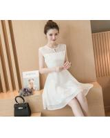 PD1954 Pretty Dress White (Pre Order)