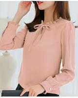 WT3797 Charming Top Pink