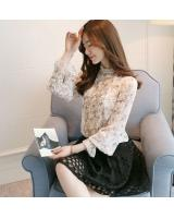 PT2078 Stylish OL Top White (Pre Order)