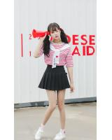 PT2091 Fashion Top Red (Pre Order)