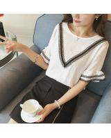 PT2093 Lovely Top White (Pre Order)