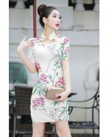 GW1125 Sexy Cheongsam As Picture