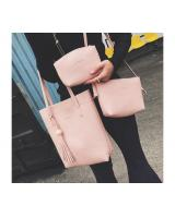 YS3889 3 IN 1 FASHION BAG (PINK)