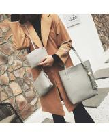 YS3899 3 IN 1 FASHION BAG (GREY)