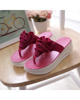 Flowerland Shoes Red