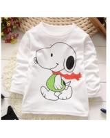SS baby long sleeve white