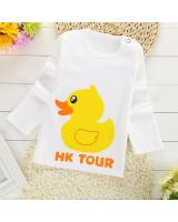 SS kids long sleeve set