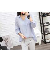 WT3840 Stylish Top Blue