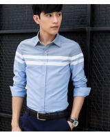 VW8603 Stylish Men Top Blue