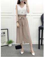 VW8707 Lovely Pant Khaki