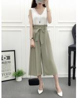 VW8707 Lovely Pant Green
