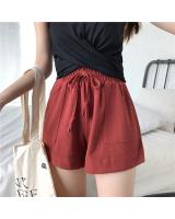 VW8863 Fashion Short Pant Red