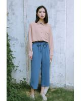 VW10100 Fashion Pant Blue