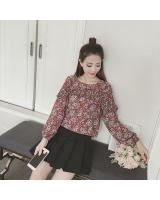 EW2279 Charming Top Red