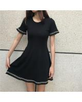 VW10306 Pretty Dress Black