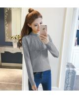 VW10310 Charming Top Grey