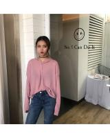 VW10311 Fashion Hooded Top Pink