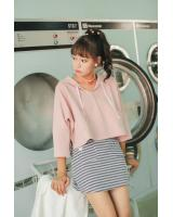 VW10410 Fashion Top Pink