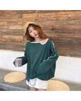 VW10359 Fashion Top Green