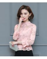 VW10435 Fashion Lace Top Pink