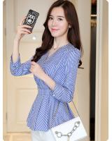 VW10382 Charming Top Blue