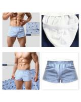 MW40019 Men's Underwear Blue