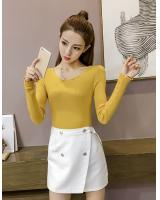 EW2501 Fashion Top Yellow