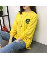 GW1776 Fashion Top Yellow