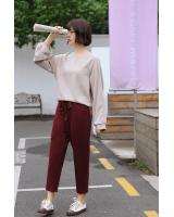 VW10653 Fashion Pant Maroon
