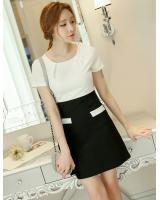 TW60010 Fashion OL Dress As Picture