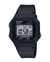 GT263 CASIO STANDARD W-217H-1A Digital Watch | Classic 1991 Design Calendar