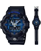 GT275 CASIO G-SHOCK GA-710-1A2 Digital Analog Watch | Bold Tough Design
