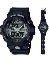 GT276 CASIO G-SHOCK GA-710-1A Digital Analog Watch | Bold Tough Design