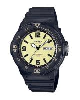 GT287 CASIO STANDARD MRW-200H-5BV Analog Mens Watch | Day Date Display