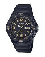 GT289 CASIO STANDARD MRW-200H-1B3V Analog Mens Watch | Day Date Display