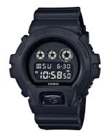 GT301 CASIO G-SHOCK DW-6900BB-1D Digital Watch | Matte Black
