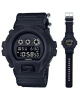 GT302 CASIO G-SHOCK DW-6900BBN-1D Digital Watch | Cordura Band Matte Black