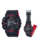 GT303 CASIO G-SHOCK GA-110HR-1A Digital Analog Watch | Bi-Color Molding