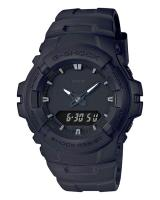 GT305 CASIO G-SHOCK G-100BB-1A Analog Digital Watch | Matte Mono Black