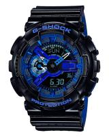 GT316 CASIO G-SHOCK GA-110LPA-1A Watch | Punching Pattern Series