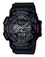 GT327 CASIO G-SHOCK GA-400-1B Analog Digital Watch | Big Rotary Switch