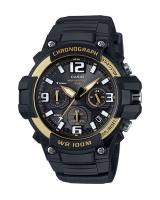 GT328 CASIO MEN MCW-100H-9A2V Analog Watch | Tough looking case