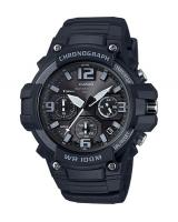 GT329 CASIO MEN MCW-100H-1A3V Analog Watch | Tough looking case