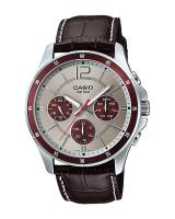 CASIO STANDARD MTP-1374L-7A1V Analog Mens Watch | Date Day Display